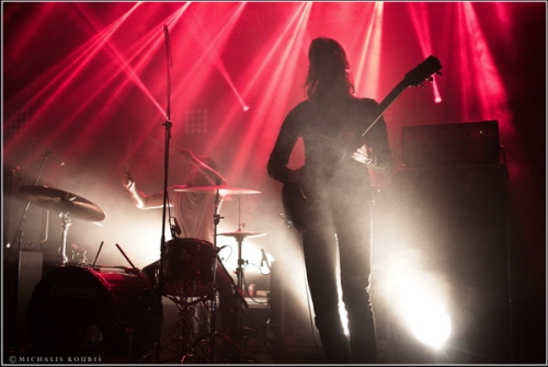 Live review: Smoke The Fuzz Fest - Post-Mortem Edition Day 1: Russian Circles / Helen Money @ Vox, 5/11/2016