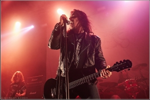 Live Review: Monster Magnet / Headquake @ Piraeus 117 Academy, 2/4/2016