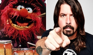 Dave Grohl: Drum-off αναμέτρηση με τον Animal των Muppets