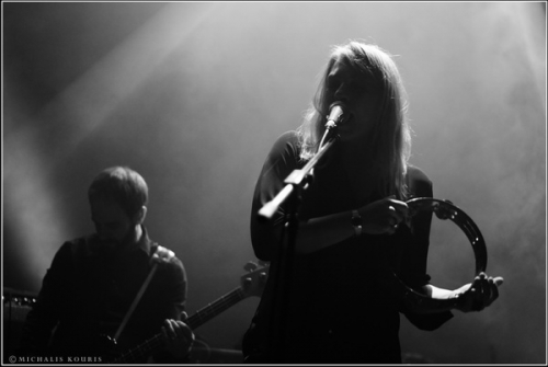 Live Review: Europavox Festival Athens: The Liminanas / The Oscillation / The Noise Figures / The Third Sound @ Fuzz Live Music Club, 10/12/16