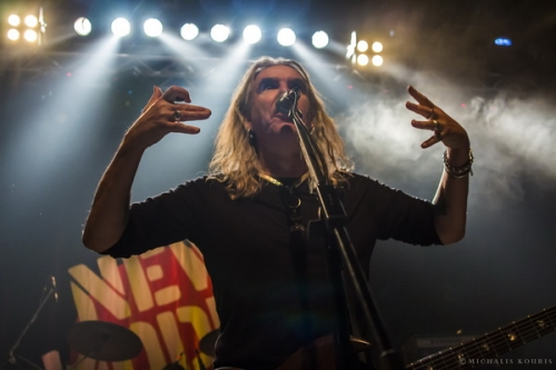 Live Review: New Model Army / Coyote's Arrow @ Gagarin 205, 31/8/18