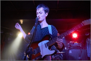 Live review: Ought / The Cave Children @ An Club, 12/4/2016