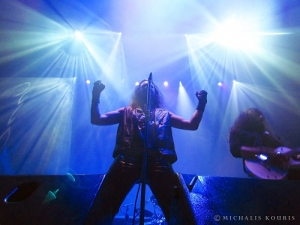 Live review: Moonspell, 24/5/2014, Stage Volume 1, Αθήνα