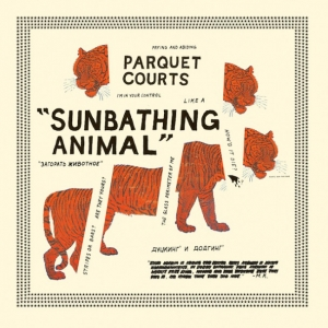 Parquet Courts – Sunbathing Animal (What's Your Rupture? / Mom & Pop, 2014)