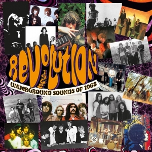 V/A – Revolution: Underground Sounds of 1968 (Esoteric Recordings, 2019)