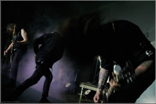 Live Review: Smoke The Fuzz Fest-Descent Edition: Amenra/Oathbreaker @ Gagarin 205, 28/4/2017