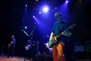 Live Review: Thurston Moore Band / The Callas @ Fuzz Live Music Club, 25/4/2015