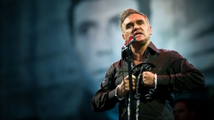 "Τρίτο single για τον Morrissey - ""Jacky's Only Happy When She's Up on the Stage"""