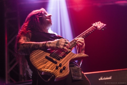 Live Review: Yob / Automaton @ Κύτταρο, 13/11/18