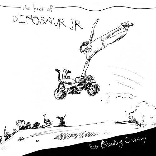 Dinosaur Jr. - Ear Bleeding Country (Cherry Red Records, 2018)