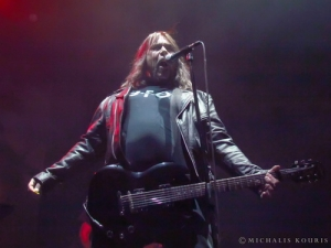 Live Review: Monster Magnet / Solarmonkeys / Half Gramme Of Soma @ Gazi Music Hall, Αθήνα, 30/1/15