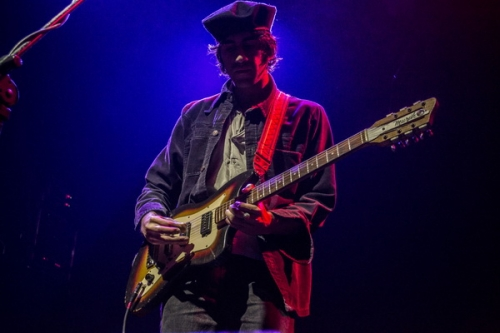 Live Review: Allah-las / Social End Products @ Piraeus 117 Academy, 12/11/2016