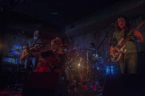 Live Review: Empty Frame / StarWound @ Death Disco, 27/1/2017