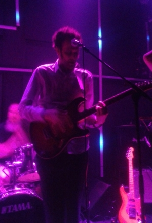 Live Review: The Chap / Pale Oaks @ six dogs, 6/7/17