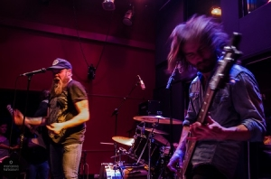 Live Review: Greenleaf / No Trip Mechanoid Ape @ 6DOGS, 8/5/15