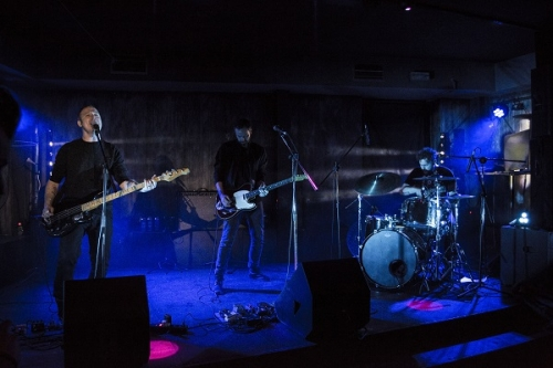 Live Review: The Foreign Resort @ Death Disco, 7/1/2017