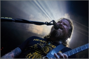 Live review: Mastodon @ Piraeus 117 Academy, 30/8/2016