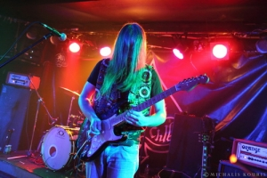 Live Review: Radio Moscow / The Cave Children @ An Club, 25/2/2015