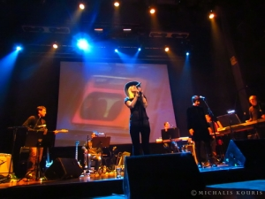 Live Review: Saint Etienne @ Fuzz Live Music Club, Αθήνα, 7/2/15