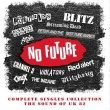 V/A – No Future - Complete Singles Collection: The Sound Of UK 82 (Captain Oi!, 2020)