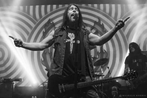 Live Review: Monster Magnet / Full House B.C. @ Piraeus 117 Academy, 09/02/2019