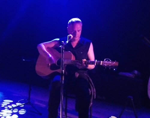 Live Review: Martyn Bates @ Death Disco, 16/6/18